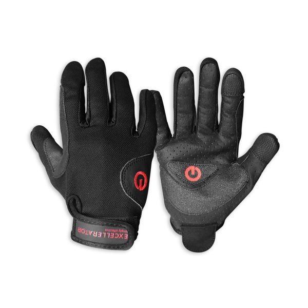 Fitness Gloves Full Finger Leather