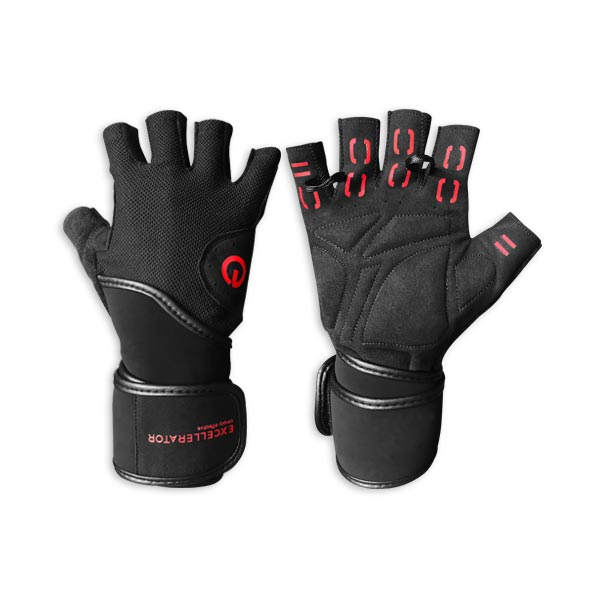 Fitness Gloves with Wrist Support